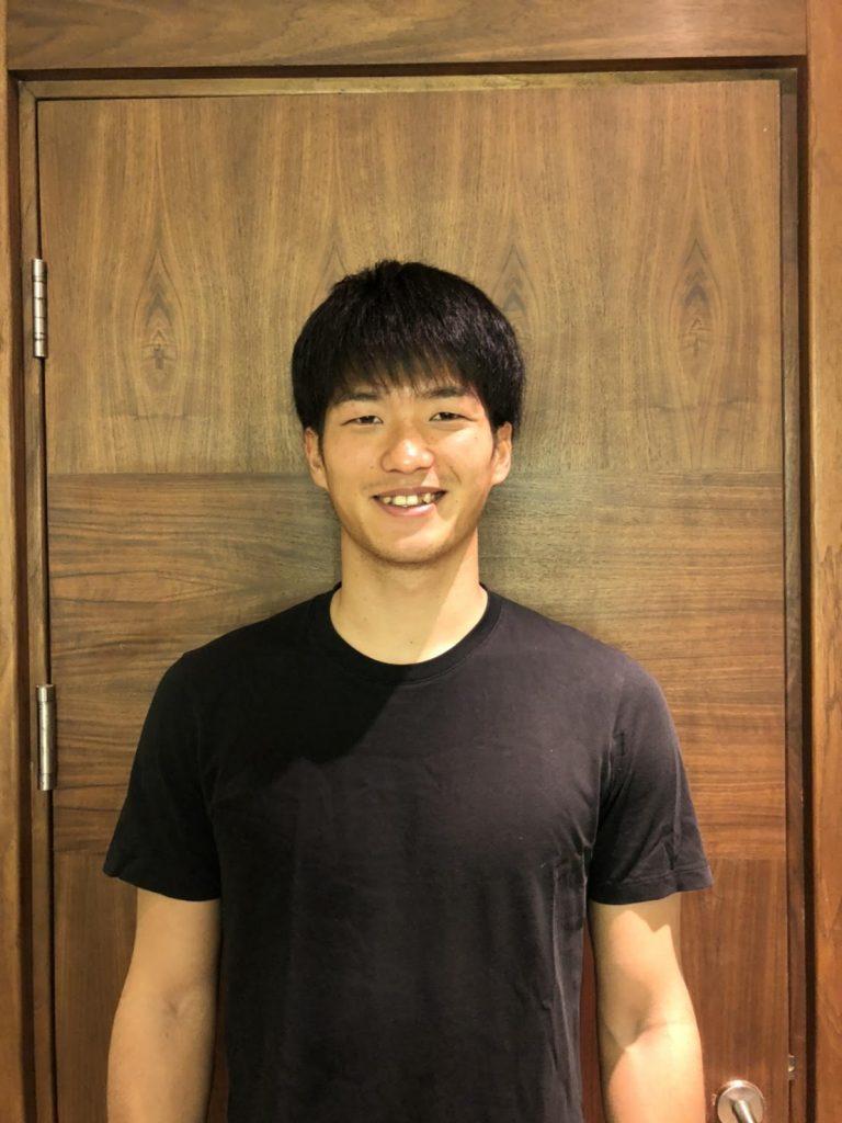 北川航也選手