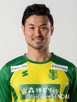 田村研人選手
