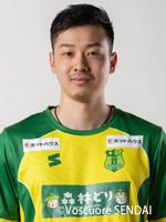 柴田孝平選手